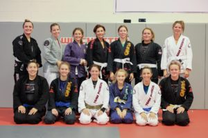 womens training event jiujitsu september 2019